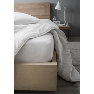 Protege matelas molleton by night 100% coton flanelle