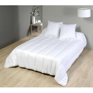 COUETTE BLANCHE 220X240 550GR FAB FR