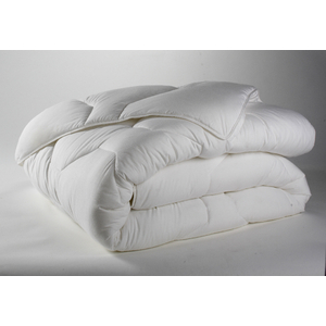 COUETTE 400G/M2 BLANCHE
