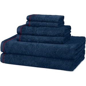 Drap de douche 70x140 ensign blue